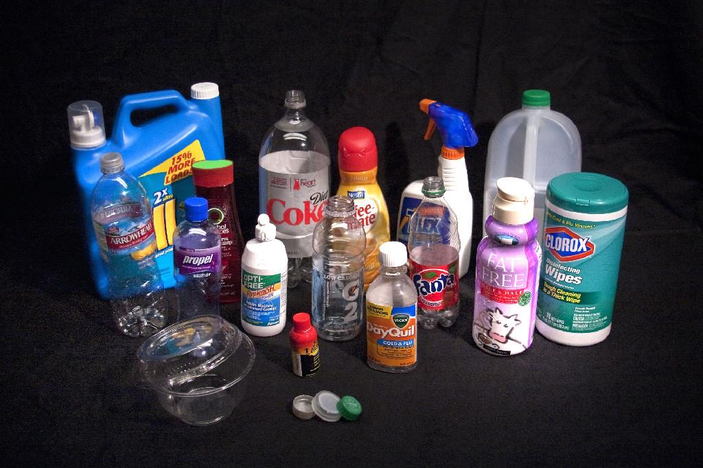 Plastics 1 & 2